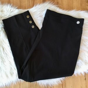 NWT, Roz & Ali Pull On Ankle Dress Pants, 24W